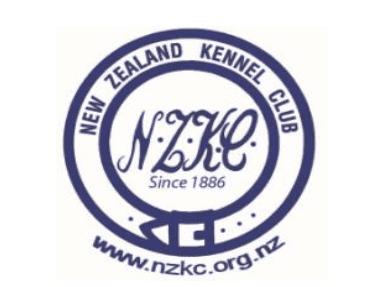 The NZKC New Zealand Kennel Club